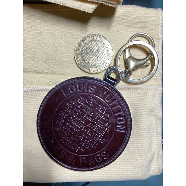 LOUIS VUITTON(ルイヴィトン)のルイヴィトン キーリング レディースのファッション小物(キーホルダー)の商品写真