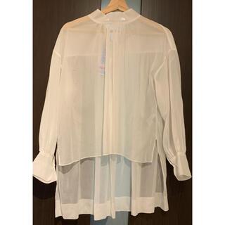 TOMORROWLAND - トゥモローランドコレクション オーガンジーシャツ