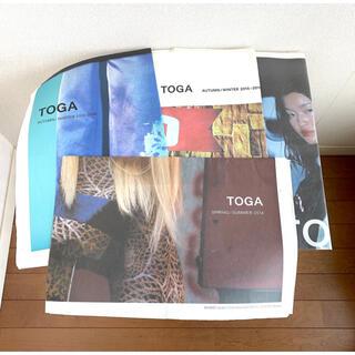 トーガ(TOGA)のTOGA  新聞 カタログ 4部 セット(その他)