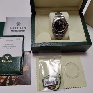 ROLEX - ★超美品★ロレックス 16570 エクスプローラー2  F番 外内箱ギャラ有