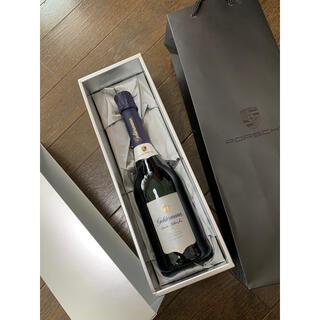 ポルシェ(Porsche)のポルシェ スパークリングワイン 非売品(シャンパン/スパークリングワイン)