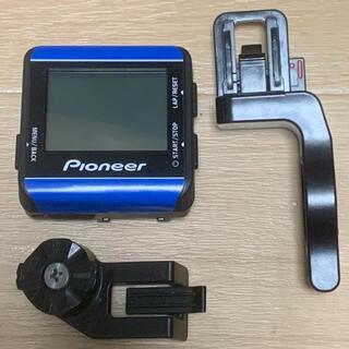 Pioneer - パイオニア サイクルコンピュータ sgx-ca500 GPS ペダリングモニター