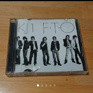 カンジャニエイト(関ジャニ∞)のKJ1 F・T・O  関ジャニ∞(ポップス/ロック(邦楽))