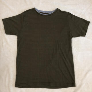 イッカ(ikka)のikka☆カーキ半袖Tシャツ(Tシャツ/カットソー(半袖/袖なし))