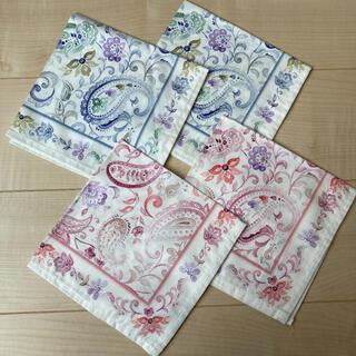 ザラホーム(ZARA HOME)のザラホーム ランチョンマット ナプキン 4枚(テーブル用品)