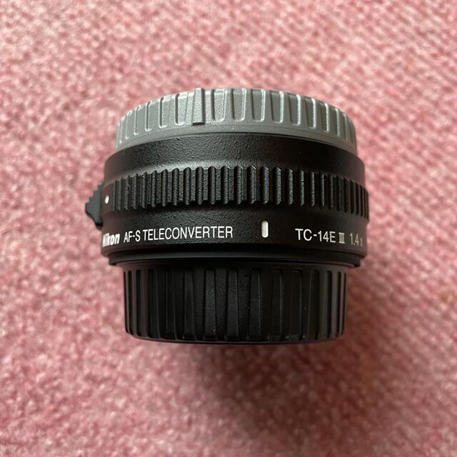 Nikon(ニコン)のNIKON AF-S テレコンバーター TC-14E Ⅲ ニコン スマホ/家電/カメラのカメラ(レンズ(ズーム))の商品写真