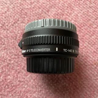 Nikon - NIKON AF-S テレコンバーター TC-14E Ⅲ ニコン