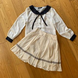 レストローズ(L'EST ROSE)のレストローズ スカートMサイズ(ひざ丈スカート)
