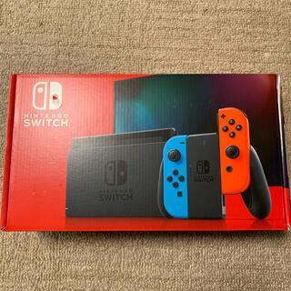 Nintendo Switch - Nintendo Switch ネオンカラー 新品未使用 送料込