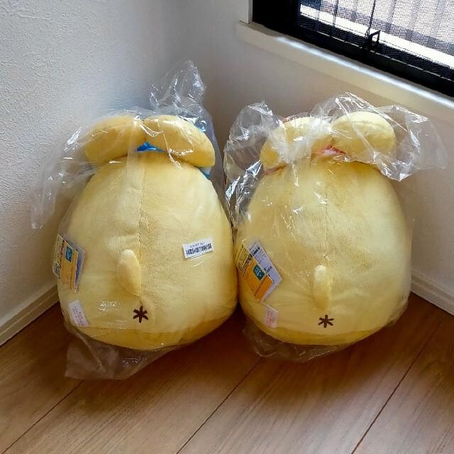 サンリオ(サンリオ)のポムポムプリンぬいぐるみセット💓💞 エンタメ/ホビーのおもちゃ/ぬいぐるみ(キャラクターグッズ)の商品写真