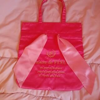 Maison de FLEUR - 未使用メゾンドフルール♡ピンクマニアトート