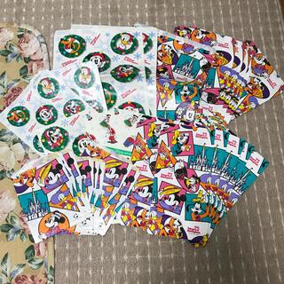 ディズニー(Disney)のディズニー  お土産袋  31枚セット(ショップ袋)