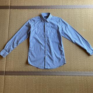 ローズバッド(ROSE BUD)のメンズチェック長袖シャツ(シャツ)
