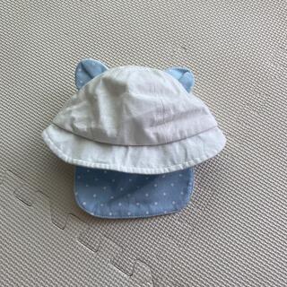 コンビミニ(Combi mini)の帽子 頭囲42センチ(帽子)