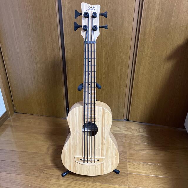 ウクレレベース 楽器のウクレレ(その他)の商品写真