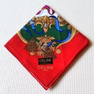 セリーヌ(celine)の【新品】セリーヌ ハンカチ①②+大判2枚の4枚セット(ハンカチ)