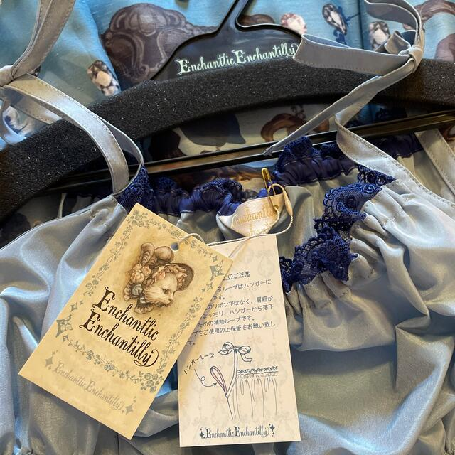 ALICE and the PIRATES(アリスアンドザパイレーツ)のアンシャンテリックアンシャンテリー Enchantlic Enchantilly レディースのワンピース(ひざ丈ワンピース)の商品写真