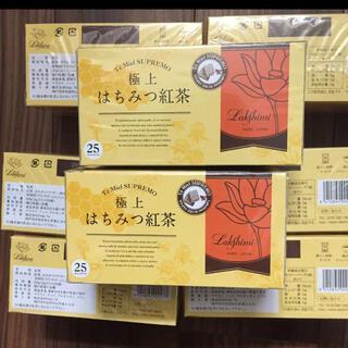 母の日 極上はちみつ紅茶 ラクシュミー ティーバッグ25袋入り Lakshimi(茶)