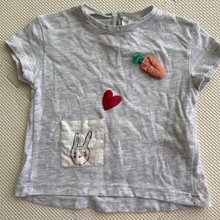ザラ(ZARA)のZARATシャツ 身長74センチ(Tシャツ)