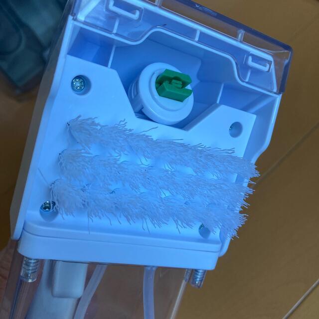 アイリスオーヤマ(アイリスオーヤマ)のアイリスオーヤマ リンサークリーナー 掃除機 取扱説明書付き スマホ/家電/カメラの生活家電(掃除機)の商品写真