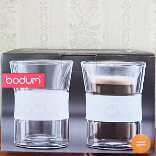 ボダム(bodum)の本日限定【ボダム】プレッソ ペアダブルウォールグラス 2つ(グラス/カップ)