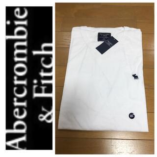アバクロンビーアンドフィッチ(Abercrombie&Fitch)の◎XXL◎新品正規品◎アバクロ◎VネックTシャツ◎送料無料(Tシャツ/カットソー(七分/長袖))