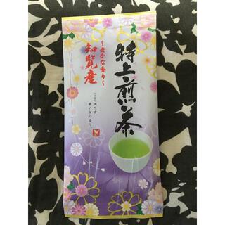 【九州銘茶】知覧産 特上煎茶 知覧茶 未開封 1袋 お茶 お茶菓子(茶)