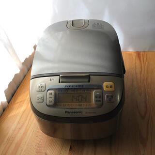 パナソニック(Panasonic)のPanasonic SR-HVE1050-N IH炊飯器 ダイヤモンド銅釜(炊飯器)
