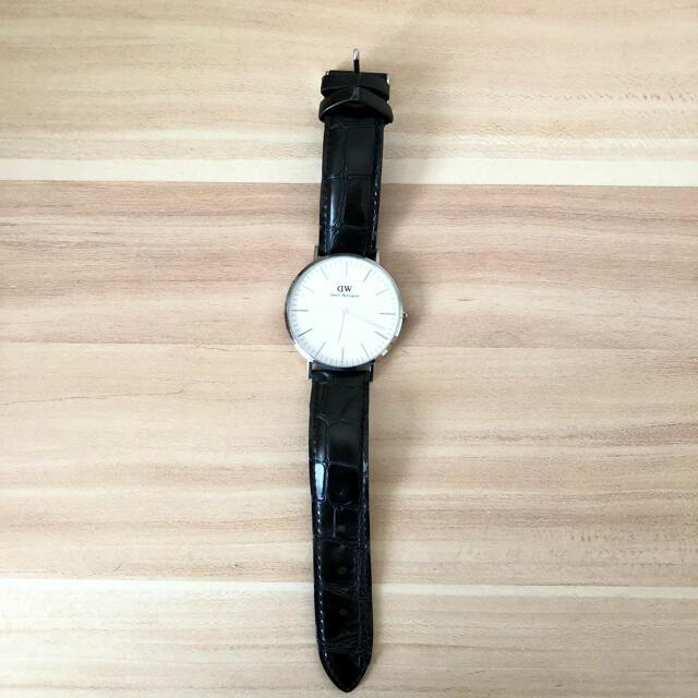 Daniel Wellington(ダニエルウェリントン)のダニエルウェリントン 腕時計 36m m メンズの時計(レザーベルト)の商品写真