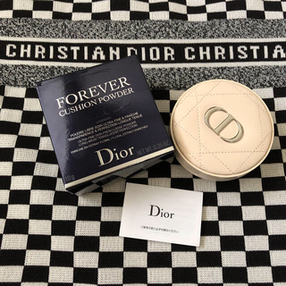 Dior - 新品 ディオール  クッションパウダー ラベンダー フェイスパウダー