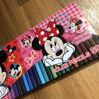 ディズニー(Disney)の色鉛筆(色鉛筆)