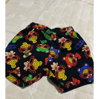 HYSTERIC MINI - ヒスミニ ハーパン パンツ ズボン 110