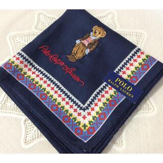 POLO RALPH LAUREN - ラルフローレン ポロベア 刺繍