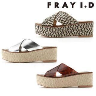 FRAY I.D - 人気型 サンダル