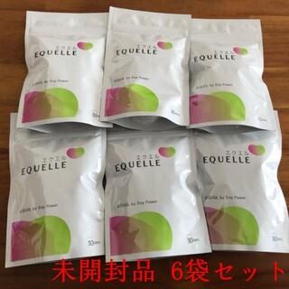EQUELLE  エクエル 120粒(30日分)×6袋セット 大塚製薬