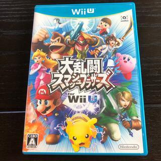 任天堂 - 大乱闘スマッシュブラザーズ for Wii U