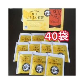 ラクシュミー 極上はちみつ紅茶 40袋(茶)