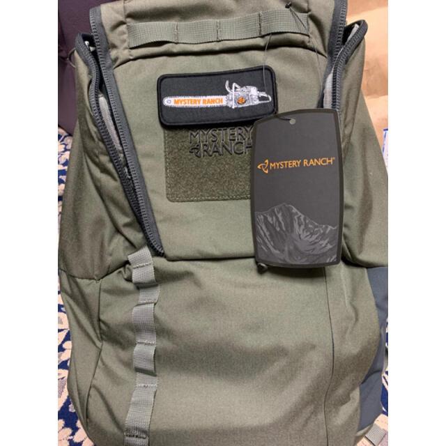 MYSTERY RANCH(ミステリーランチ)のミステリーランチ ワッペン ソードッグ メンズのバッグ(バッグパック/リュック)の商品写真