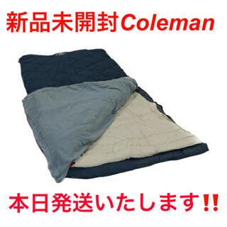 コールマン(Coleman)の新品未開封 Coleman コールマン  マルチレイヤースリーピングバッグ 寝袋(寝袋/寝具)