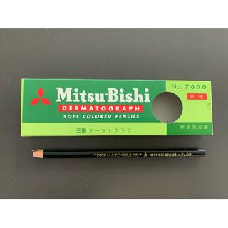 ミツビシ(三菱)の三菱 ダーマトグラフ 7600  黒 24 新品(ペン/マーカー)