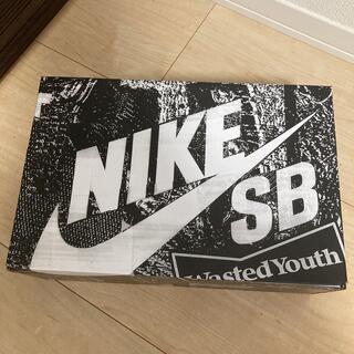 ナイキ(NIKE)のwasted youth Nike SB Dunk Low Pro QS 28(スニーカー)