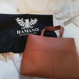 ハマノヒカクコウゲイ(濱野皮革工藝/HAMANO)の濱野皮革工芸(ハマノ,Hamano)ハンドバッグ(ハンドバッグ)
