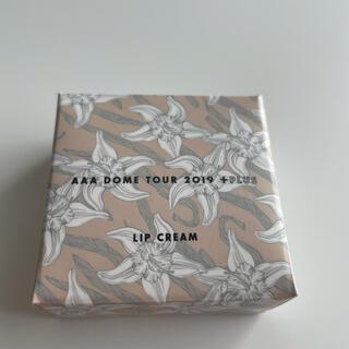 トリプルエー(AAA)のAAA DOME TOUR 2019 +plus リップクリーム(ペンライト)