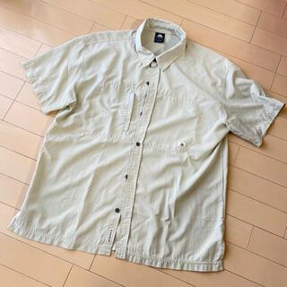 ナイキ(NIKE)のNIKE ACG リップストップ 半袖シャツ アイボリー ホワイト系 ナイキ(シャツ)