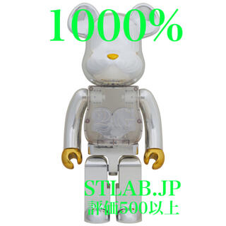 MEDICOM TOY - BE@RBRICK 2G 1000% ①