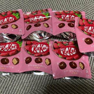 Nestle - キットカット ビックリトルいちご
