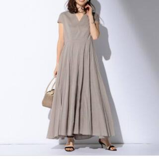 IENA - マリハ 春の月のドレス 値下げ!