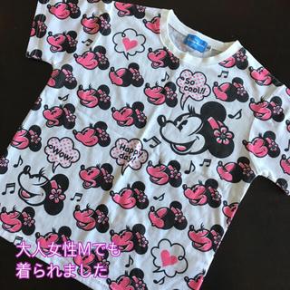 Disney - お値下げ☆大人Mでも着られました  Tシャツ ディズニーリゾート 150 ミニー