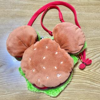 Disney - ディズニー ハンバーガー パスケース