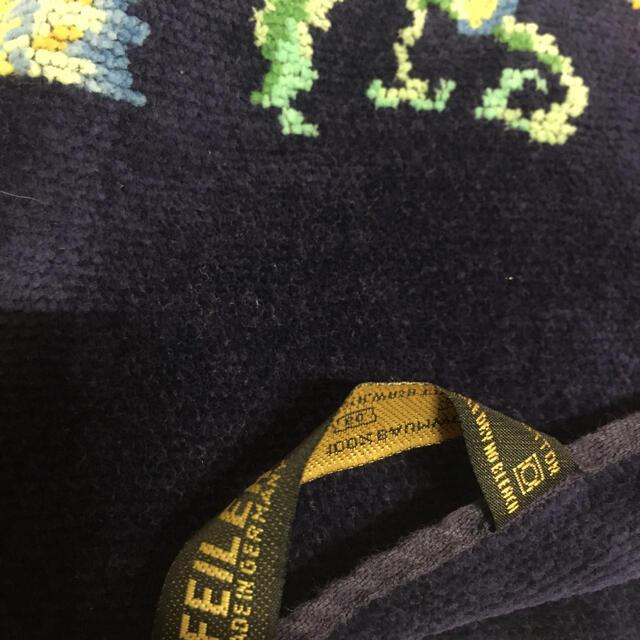 FEILER(フェイラー)のフェイラータオル  インテリア/住まい/日用品の日用品/生活雑貨/旅行(タオル/バス用品)の商品写真